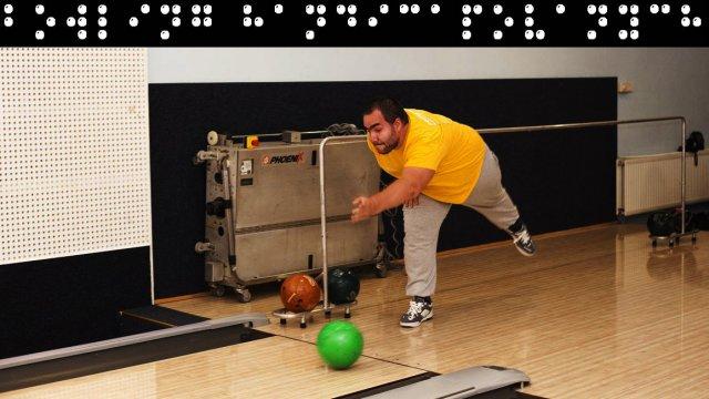 Bowling handicapovaných