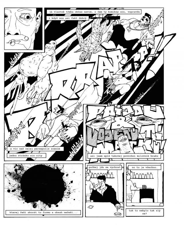 XRXMAG - Komiksový Magazín